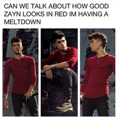correction- in EVERYTHING he would look good in a trash bag without any hair stuff and have just woken up I mean he's Zayn the king the lord the Jesus of this fandom One Direction Humor, One Direction Imagines, I Love One Direction, Direction Quotes, Zayn Malik Pics, Zayn Mailk, I Still Love Him, My Love, Divas