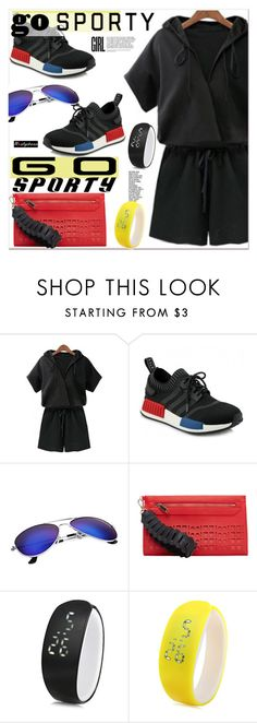 """Go Sporty!"" by paculi ❤ liked on Polyvore featuring MANGO, sportystyle and nastydress"