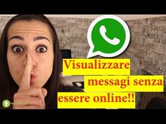 Grazie ad un trucco è possibile spiare i messaggi su WhatsApp - YouTube Whatsapp Info, Make Money Photography, Android Phone Hacks, Watts Up, Girls Phone Numbers, Internet, Printable Quotes, Holidays And Events, Problem Solving