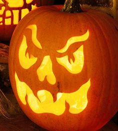 20 Free Halloween Pumpkin Carving Templates and Stencils | The New Home Ec