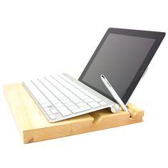 GroovBoard iPad-Halter Ahorn