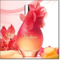 Only the best by Avon - Flor Alegria