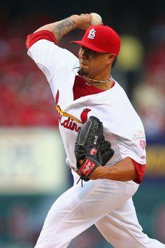Starting pitcher- Kyle Lohse  6-15-12