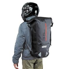 088a518649 Givi WP403 35Ltr Waterproof Rucksack Motorcycle Luggage