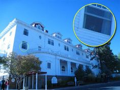 Real Ghost and Demon Hauntings - Paranormal, Unexplained Mysteries: Real Ghost Photo: Stanley Hotel Child Ghost Spooky Pictures, Real Ghost Pictures, Ghost Pics, Real Haunted Houses, Haunted Hotel, Estes Park Colorado, Most Haunted Places, Spooky Places, Paranormal Pictures