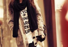 cozy winter outfit. ♡