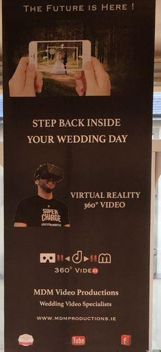 VR 360 Video Virtual Reality 360, Building A Website, Wedding Videos, Videography, Vr, Dublin, Wedding Day, Pi Day Wedding, Wedding Anniversary