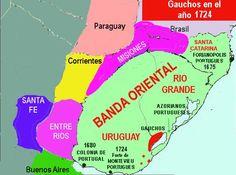 El desenlace: Indalecio salió el rancho y su esposa. Fue a la Banda Oriental a unió el ejército.
