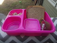 #review of Reusable Food Containers from Goodbyn