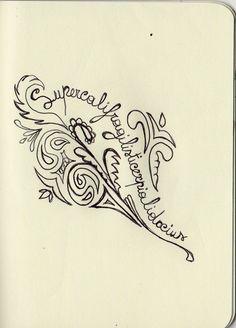 365 Days in Scribbles