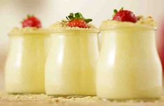 Лимонный трайфл. Легкий рецепт модного английского десерта.