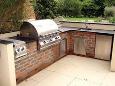Image result for built in barbecue uk