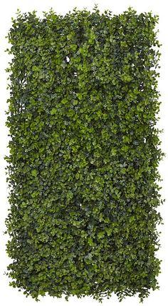 Nearly Natural - Jardin Vertical Fachada Landscape Design, Garden Design, Tree Photoshop, Tree Plan, Vertical Garden Wall, Hydrangea Care, Artificial Turf, Artificial Plants, Fake Grass
