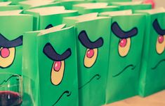 Spongebob Birthday Party Menu Ideas | Home Party Theme Ideas