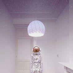 Experimentelle Lichtinstallationen