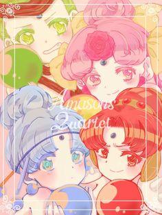 girlsbydaylight:アマゾネスカルテット