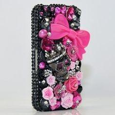Swarovski Crystal Bling Phone Case