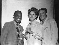 """Hello, Dolly!"" Louis Armstrong, Barbra Streisand, Gene Kelly 1969 20th Century Fox"