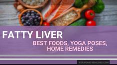 Symptoms and reasons for fatty liver (NAFLD). How to get rid of fatty liver with home remedies, best and worst foods, yoga, exercises and lifestyle changes. Fatty Liver Diet, Healthy Liver, Healthy Fats, High Sodium Foods, Milk Thistle, Diet Chart, Liver Disease, Yoga Exercises, Natural Home Remedies