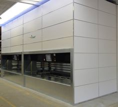 #Throwback Nr 3 This is an installation in Germany.A leading European manufacturer of signaling and security equipment for the transporting sector has chosen to rely on EffiMat Storage Technology for additional vertical lift systems when expanding capacity at its factory in Germany. #customer#EffiMat#solution#pickingspeed#spaceutilization#pickingaccurancy #company#automatedstorage#germany#EffiMatMicroload #EfficientStorage #EffiMatSolutions #CreateSpace #EffiMat #SpaceSavingStorage #tbt…