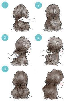 #hair #hairstyles #dica #cabelocurto #cabelocacheado #cabelolongo #penteados #beleza #modainfantil #moda #fashion #receitacabelo #comofazercabelocrescer #dietacabelo
