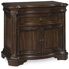 @Overstock - The Coronado collection has a 'refined rustic' appeal?with rugged, Old World-style veneers complementing regal, architectural lines. Design Inspiration was drawn from such diverse countries as Spain, Italy, France and Mexico.http://www.overstock.com/Home-Garden/Coronado-Door-Nightstand/6725179/product.html?CID=214117 $854.99