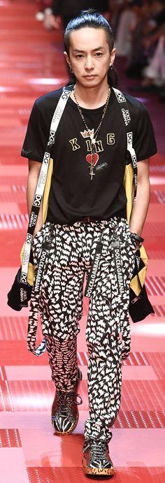 Dolce & Gabbana - Spring 2018