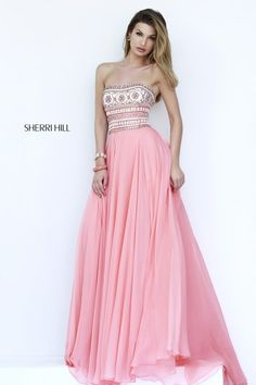Sherri Hill 11175 totally love this color and dress