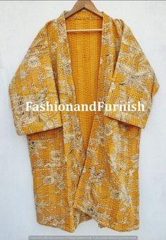 Cotton Kimono, Cotton Fabric, Floral Kimono, Winter Kimono, Morning Dress, Kimono Design, Maxi Gowns, Pajamas Women, Kimono Fashion