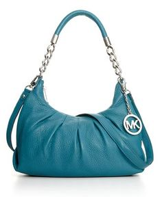 Michael Kors..turquoise is awesome..