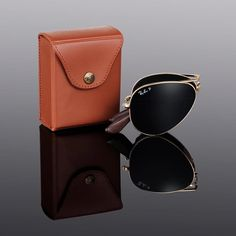 52b165f6bc Get prepared for summer with folding sunglasses from  rayban available in  store and online