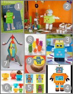 Robot Party roundup