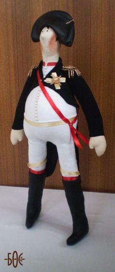Кукла Наполеон Бонапарт * Выкройка. Обсуждение на LiveInternet - Российский Сервис Онлайн-Дневников