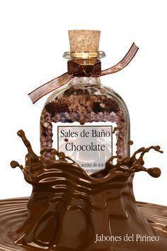 Sales de Baños - Chocolate