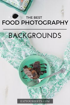 Food photography tips for beginners! New to food photography or been shooting for awhile, hear my idea of the best food photography backgrounds. DIY, dirt cheap to investment options!
