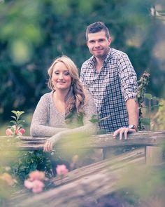 Dominique and Steve #fromthepottingshed #engagementphotos #nearlyweds #fallroses #cambridgeweddingphotographer #anneedgarphoto #cambridgewedding #weddingphotoinspiration #Canon #lightroom