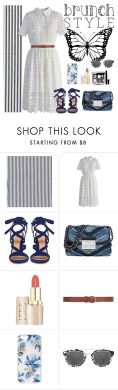 """""""Brunch Style"""" by chicwish ❤ liked on Polyvore featuring Chicwish, Gianvito Rossi, Chanel, Dorothy Perkins, Sonix and Taylor Morris"""