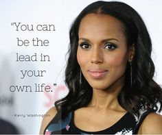 5 Quotes That Prove Kerry Washington Is Just As Badass As Olivia Pope