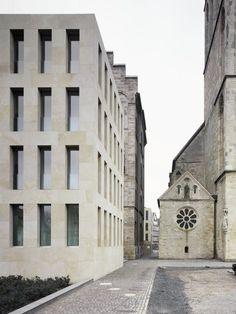 #Dudler Diözesan Bibliothek Münster © Stefan Müller, Berlin