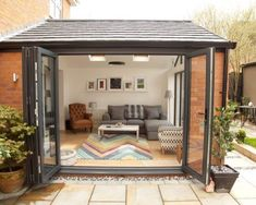 Are Solid Roof Conservatories Better by Design? | L'Essenziale