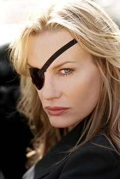 Daryl Hannah as Elle Driver alias California Mountain Snake in Kill Bill