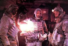 the Thing (John Carpenter 1982) Kurt Russell