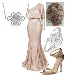 """Bronze Beauty"" by elli-jane-xox ❤ liked on Polyvore featuring Bling Jewelry, Forever Unique, Ross-Simons and Via Spiga"