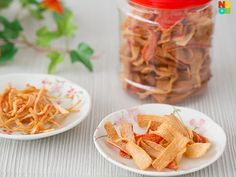 Crispy Crab Sticks (