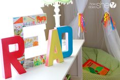 @Jan Howard Does She created this reading nook for the Pottery Barn Kids and PBS KIDS' #BookNookChallenge. Like what you see? Learn more and vote!