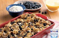 Baked Blueberry French Toast Recipe by DAISY_RECIPES