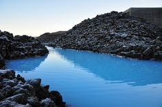 Enter the Blue Lagoon! Via: Behind The Lens Lukey #travel #photography