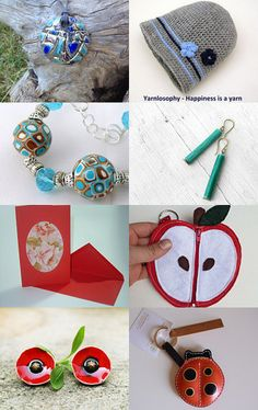 Love mom! by Arianna - Intrecci di Fili - on Etsy--Pinned with TreasuryPin.com