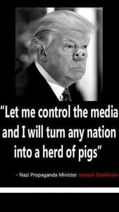 The little Russian piggy in the White House is squealing about the media reporting on he and his staff's treacherous acts against our nation.