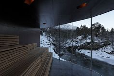 River Sauna / Jensen & Skodvin Architects (32)